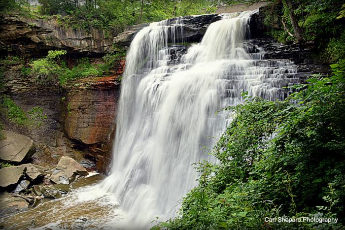 4. Brandywine Falls