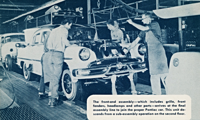 4. Michigan is the birthplace of the modern automobile assembly line, a model in manufacturing that revolutionized the workforce.