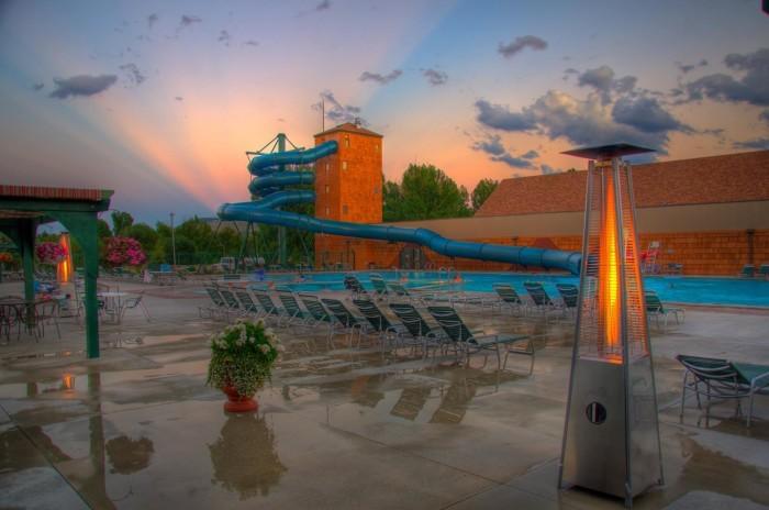 5. Fairmont Hot Springs Resort in Anaconda, Montana