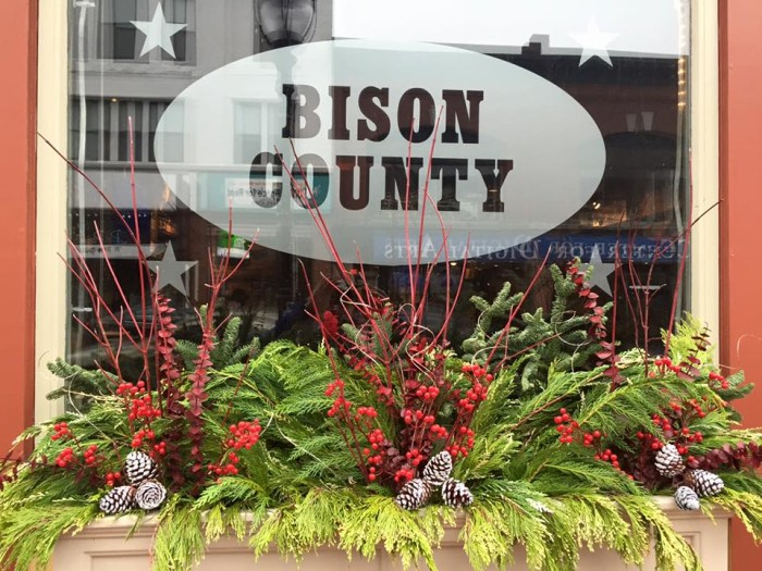 1. Bison County Bar and Grill, Waltham