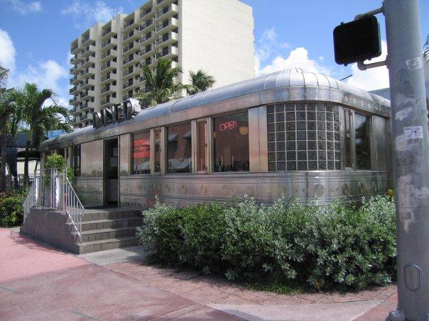 6. 11th Street Diner, Miami Beach