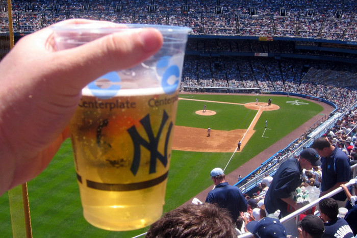 11. We love to hate the Yankees.