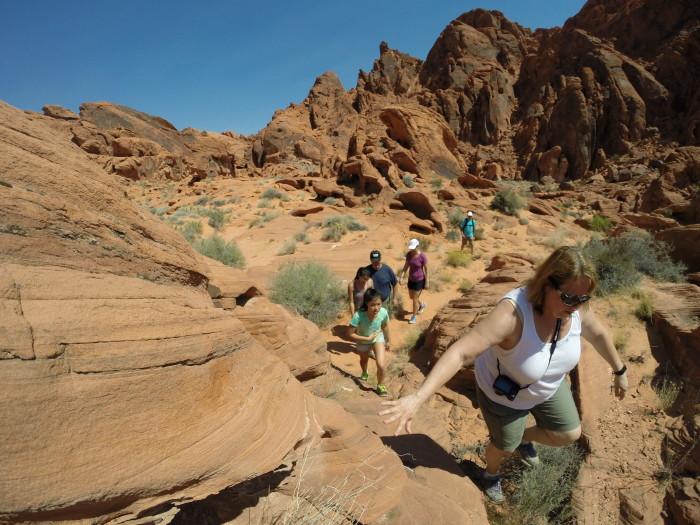 8. Outdoor Recreational Activities