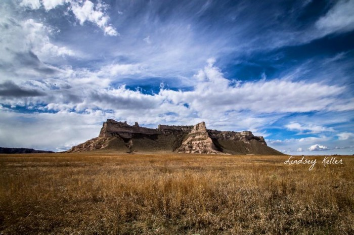 4. Scotts Bluff National Monument, Scottsbluff