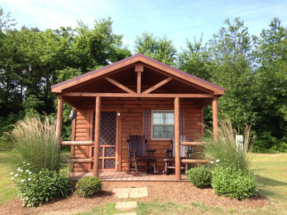 8 Awesome Cabins In Delaware For A Great Overnight Stay