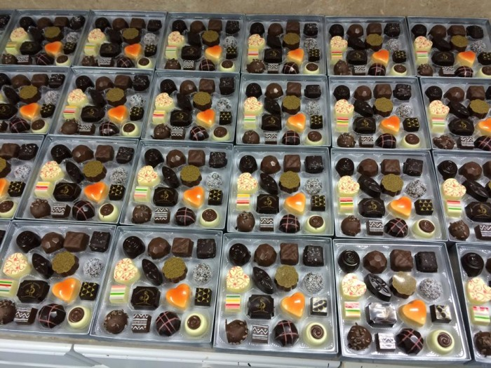 4. Cocoapelli Chocolates, Natick