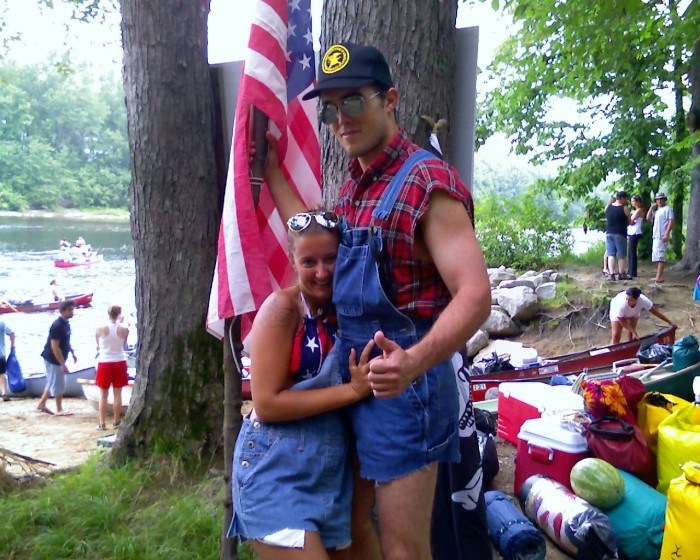9. They're also very patriotic.