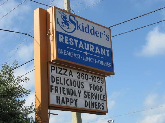 8. Skidder's Restaurant, St. Pete Beach