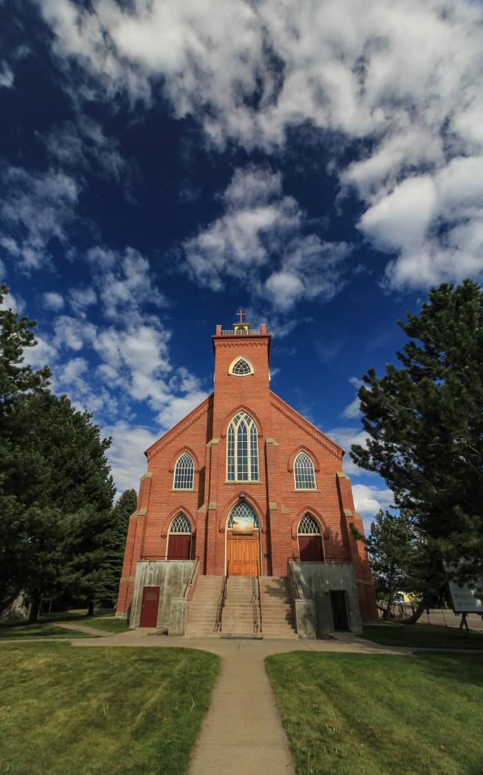 9. St. Ignatius Mission, St. Ignatius