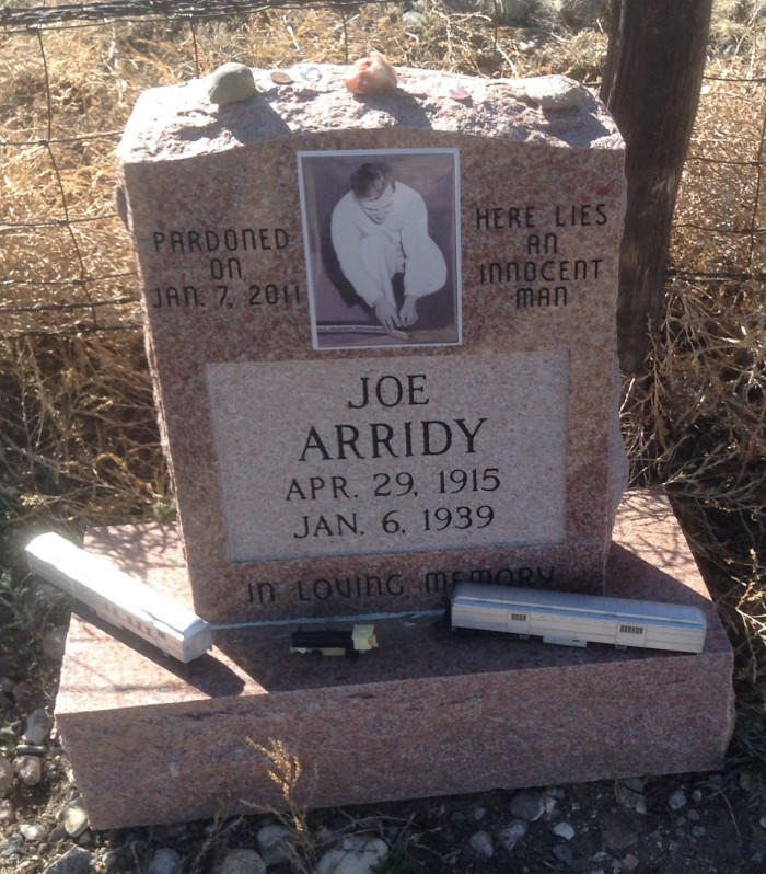 """1. On Jan. 7, 2011, Gov. Bill Ritter signed a posthumous pardon for Joseph """"Joe"""" Arridy; a 23-year-old mentally handicapped man who was wrongfully convicted and killed for the rape and murder of a Colorado woman in 1939."""