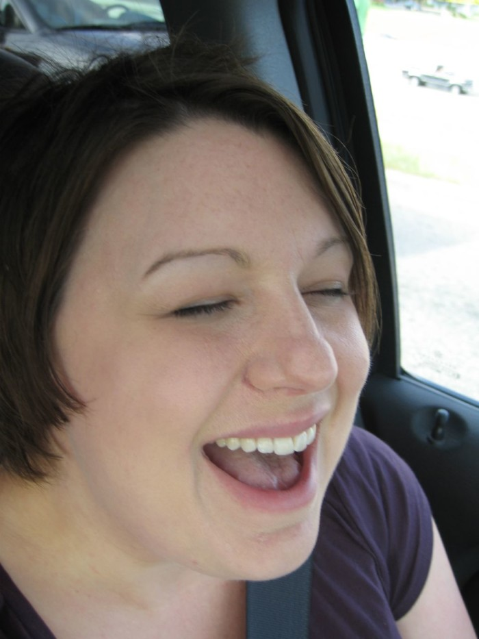 """11. ...and fake laugh for anytime you hear another """"hilarious"""" Wizard of Oz reference."""