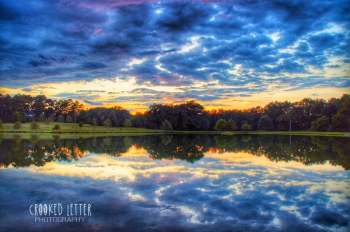 2. Lake Patsy, Oxford