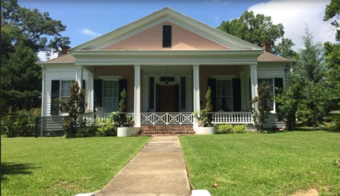 Twin Oaks Bed And Breakfast Natchez Mississippi