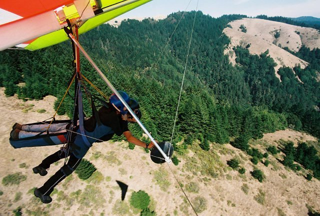 10. Milpitas: Hang Gliding