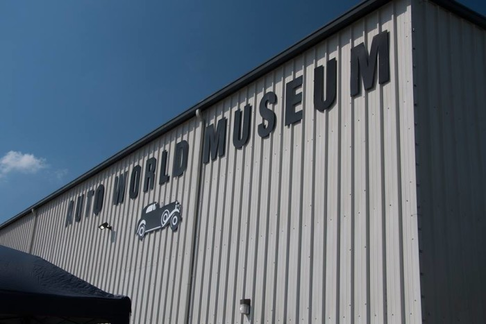 2.Auto World Museum, Fulton