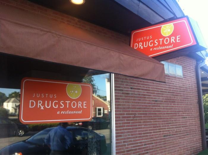 2.Justus Drugstore, Smithville