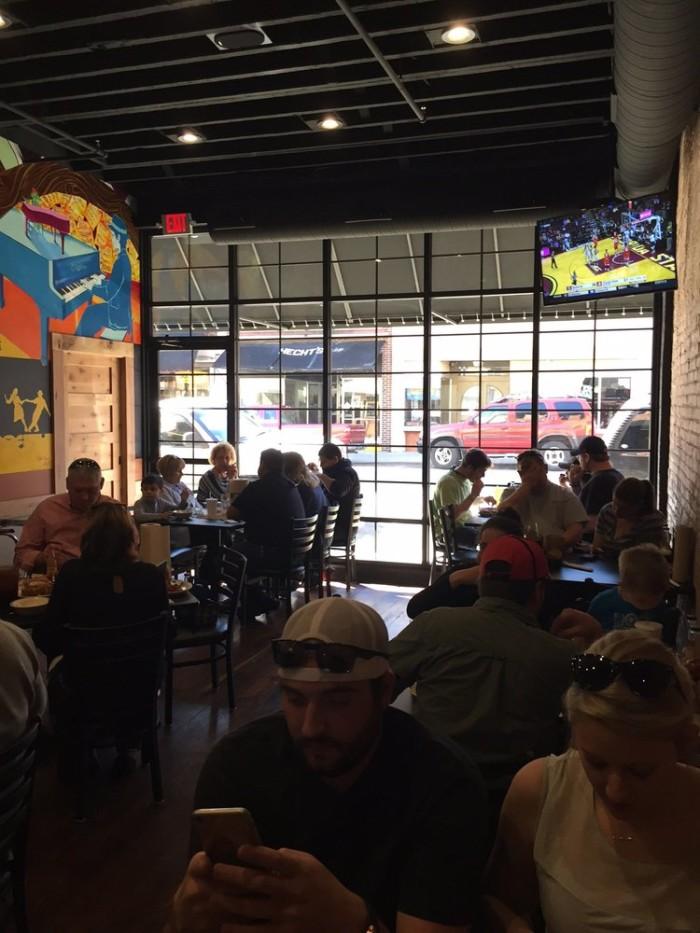 2.2. Broussard's Cajun Cuisine, Cape Girardeau