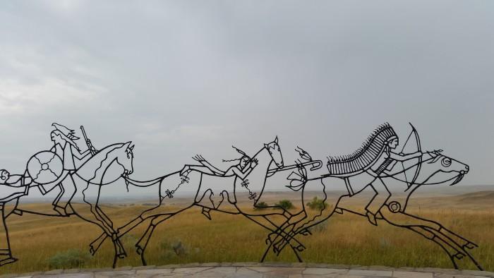 9. Custer's Last Stand Re-enactment & Little Bighorn Days, Hardin