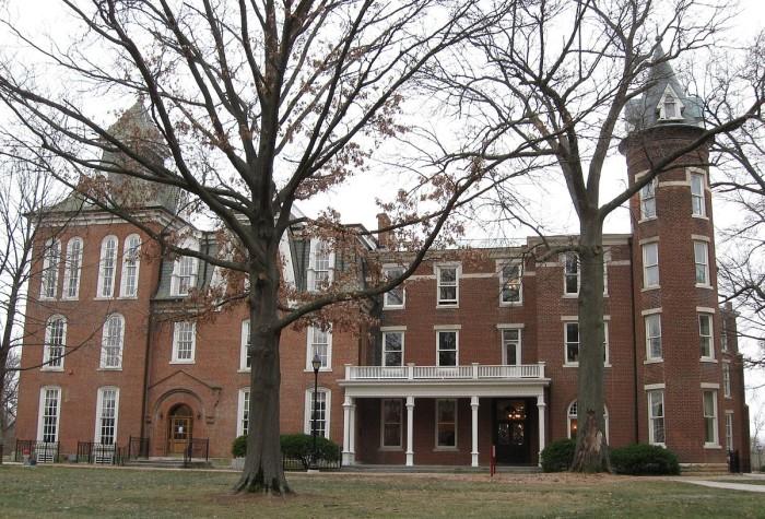 20.Stephens College, Columbia