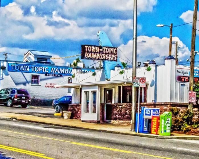 20.Town Topic Hamburgers, Kansas City