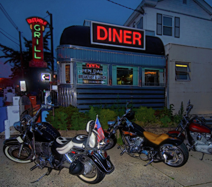 6. Avoid those late night diner runs.