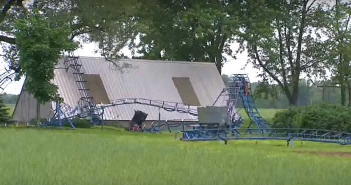 8. Backyard Roller Coasters - Bruceville