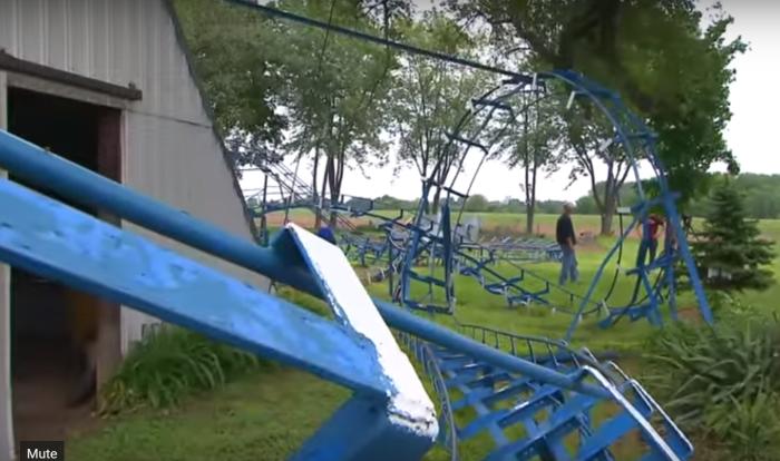backyard roller coasters indiana
