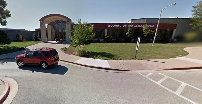 10. Bloomington High School North – Bloomington