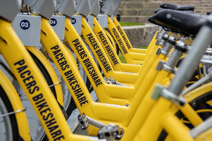 pacers bikeshare