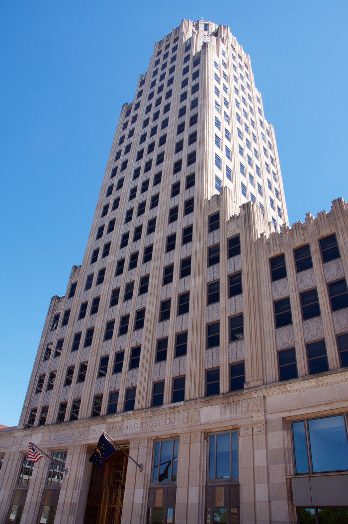 lincoln tower