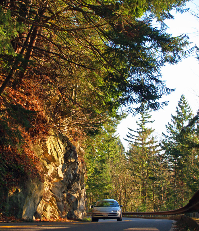 13. Go for a road trip on Chuckanut Drive.