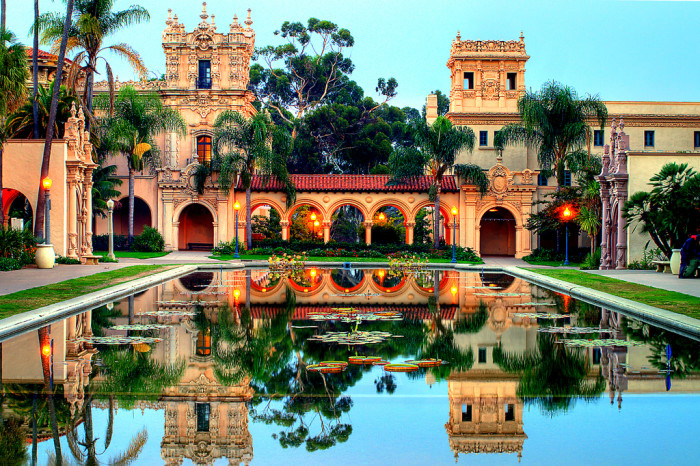 7. Balboa Park in San Diego