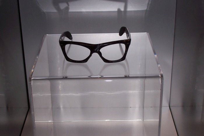 9. After a concert at Clear Lake's Surf Ballroom in February of 1959, Buddy Holly's plane crashed into a field, killing him and everyone on board. After the snow melted the next spring, Holly's iconic glasses were found in the field and turned in to the Cerro Gordo County Sherriff's office, where they sat filed away for the next 21 years before eventually being returned to Holly's widow. The glasses can now be seen on exhibit at the Buddy Holly Center in Lubbock, Texas.