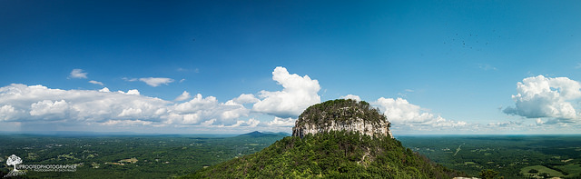 8. Pilot Mountain