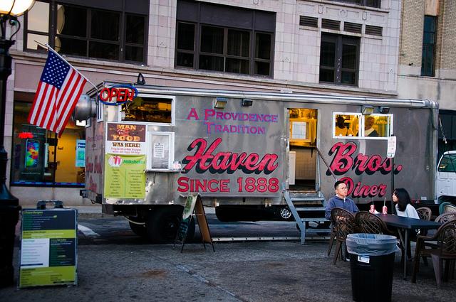 14. Haven Bros Diner, Providence