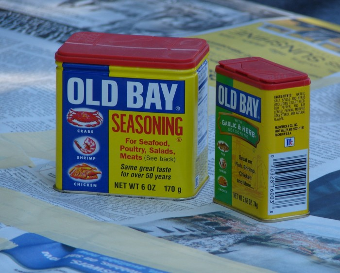 11. They don't know what Old Bay is - which is pure blasphemy.
