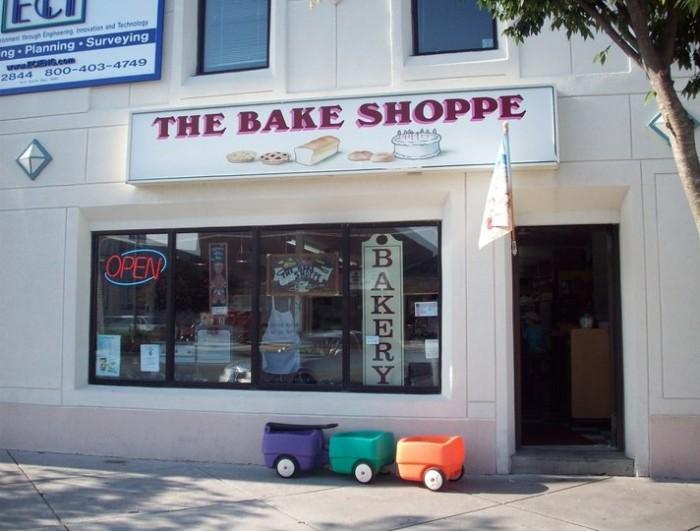 10. The Bake Shoppe, Rehoboth Beach