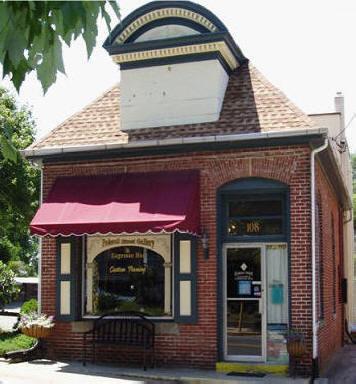 9. Federal Street Gallery and Espresso Bar, Milton