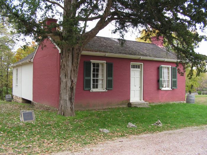 George Caleb Bingham House, 1837