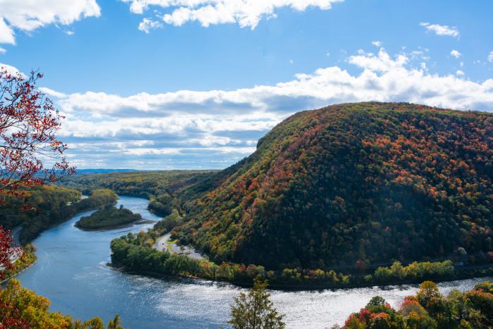 6. Delaware Water Gap National Recreation Area