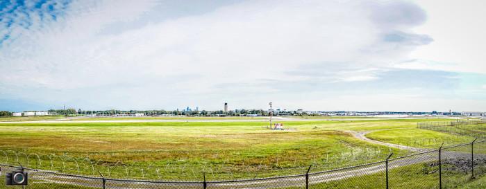 3. Airport Overlook