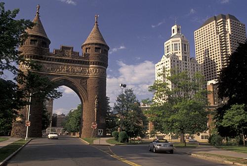 1. Bushnell Park, Hartford