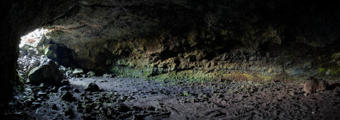 10. Explore the Cave Trail at Craters of the Moon.