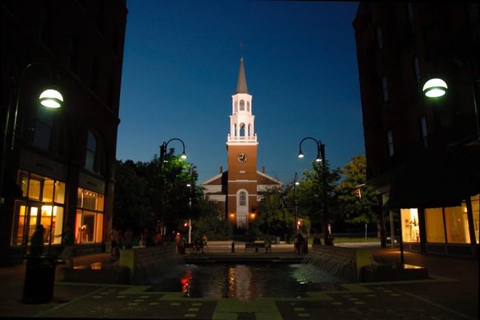 4.  Church Street Marketplace