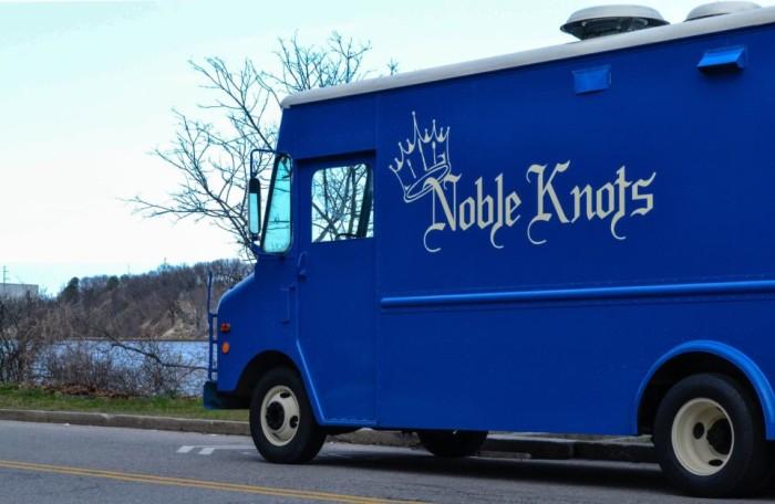 11. Noble Knots, Food Truck