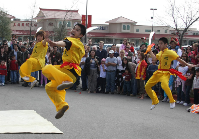 10. Celebrate South Asian and Chinese New Year filled with dances, fresh food selections, and souvenirs to take home from the blessings of the new year.