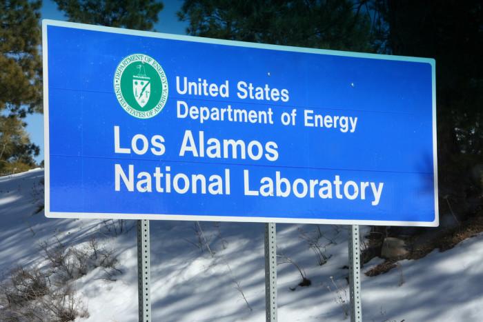 4. Los Alamos National Laboratory, the Manhattan Project