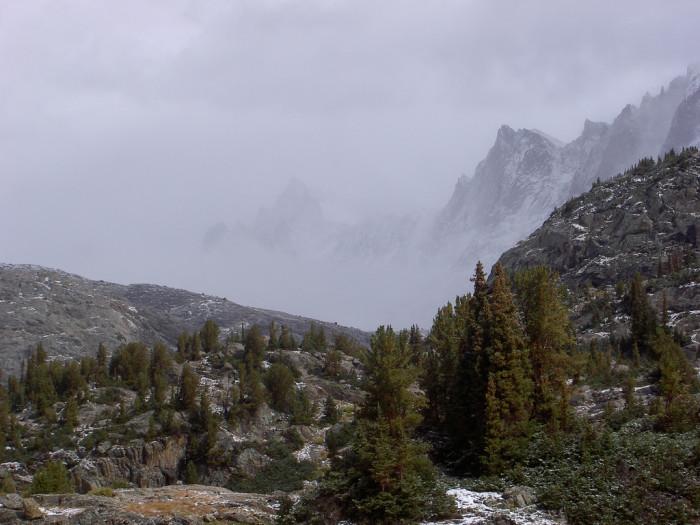 8. Mount Sacagawea