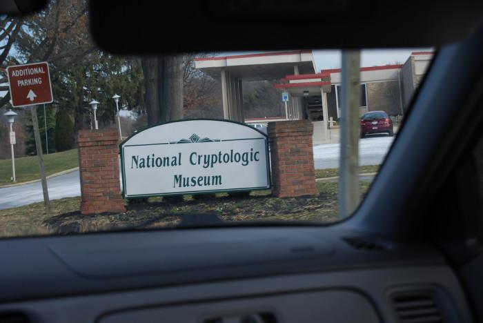 6. National Cryptologic Museum