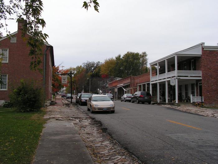 23. Main Street, Arrow Rock